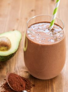 Chaca Mint Smoothie